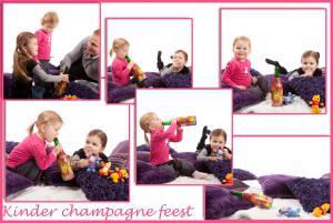 Champagne shoot